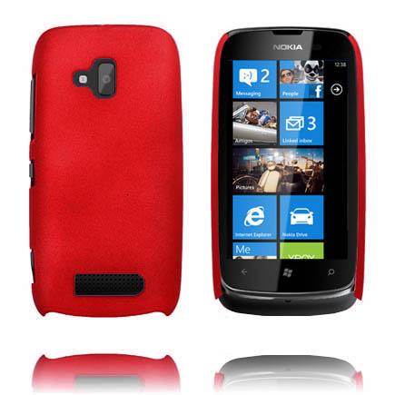 Hårdskal (Röd) Nokia Lumia 610 Skal