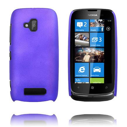 Hårdskal (Blå) Nokia Lumia 610 Skal