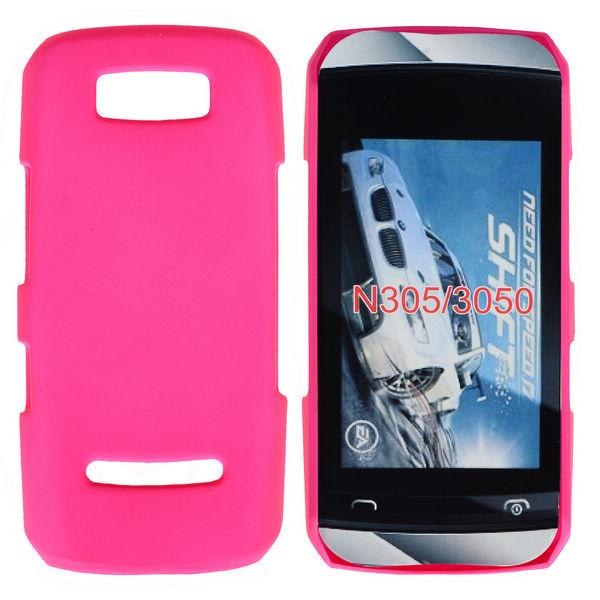 Hårdskal (Het Rosa) Nokia Asha 305 Skal