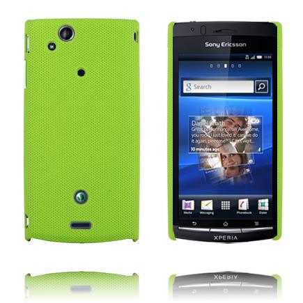 Supreme (Grön) Sony Ericsson Xperia Arc Skal