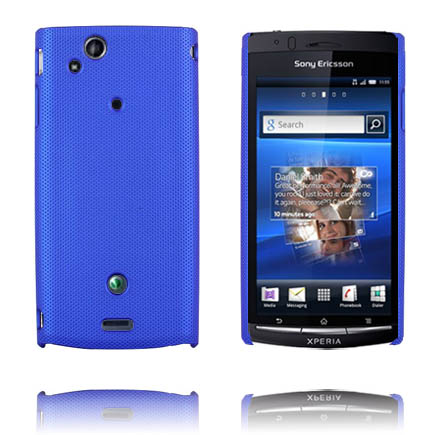 Supreme (Blå) Sony Ericsson Xperia Arc Skal