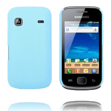 Supreme (Ljusblå) Samsung Galaxy Gio Skal