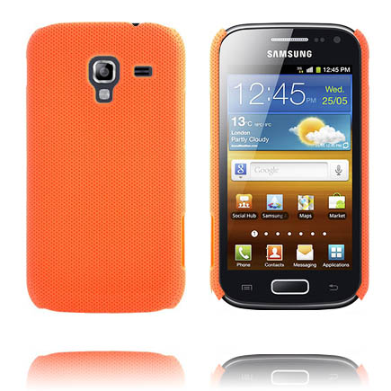 Supreme (Orange) Samsung Galaxy Ace 2 Skal