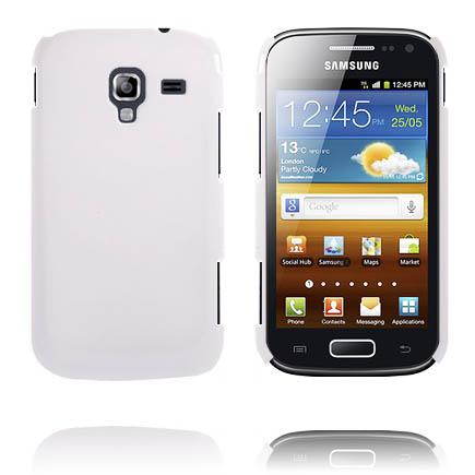 Hårdskal (Vit) Samsung Galaxy Ace 2 Skal