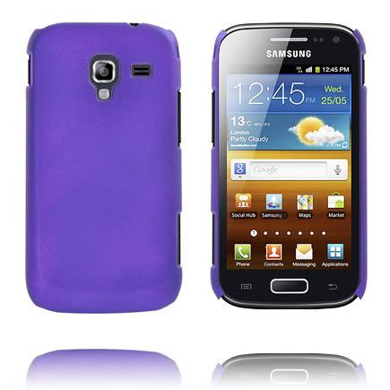 Hårdskal (Lila) Samsung Galaxy Ace 2 Skal