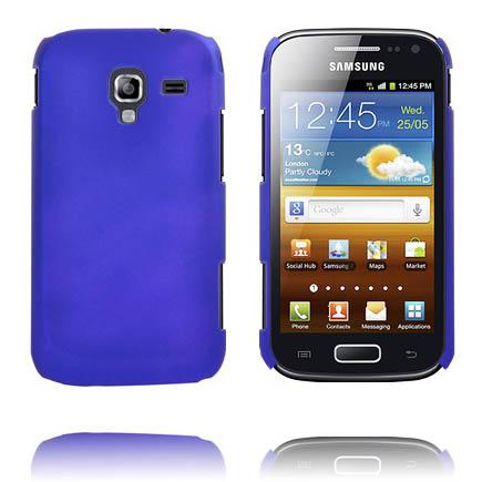 Hårdskal (Blå) Samsung Galaxy Ace 2 Skal