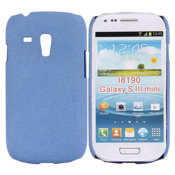 RockSand (Blå) Samsung Galaxy S3 Mini Skal