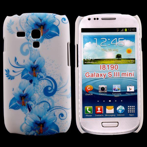 Valentine (Blå Trädgård) Samsung Galaxy S3 Mini Skal