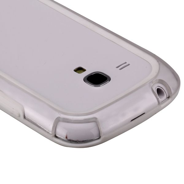 Ultra Slim (Vit) Samsung Galaxy S3 Mini Bumper