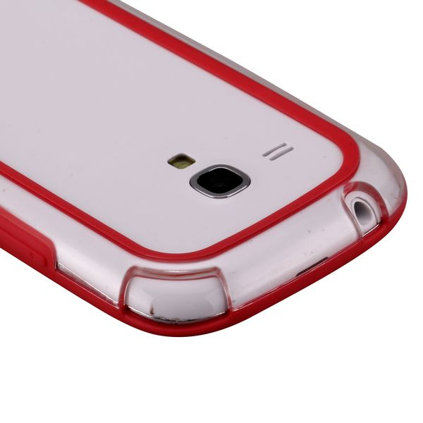 Ultra Slim (Röd) Samsung Galaxy S3 Mini Bumper