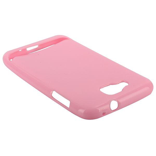Glitter Shell (Ljusrosa) Samsung ATIV S Skal