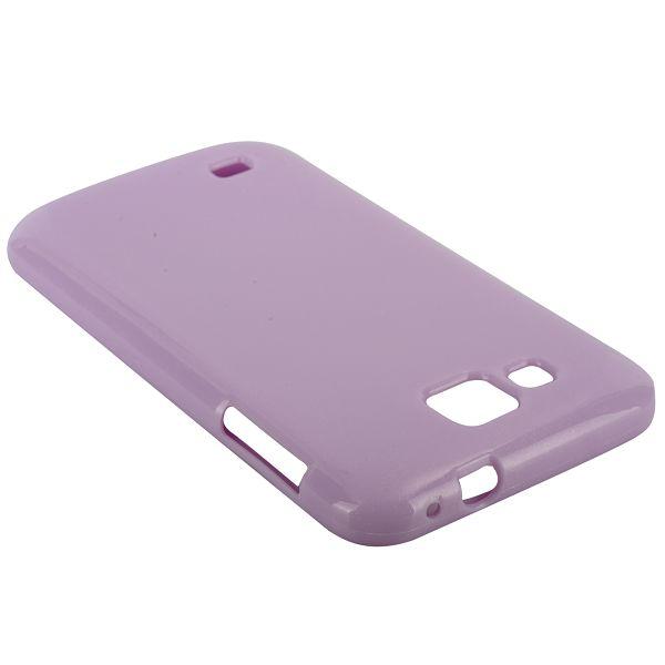 Glitter Shell (Lila) Samsung Galaxy Premier Skal