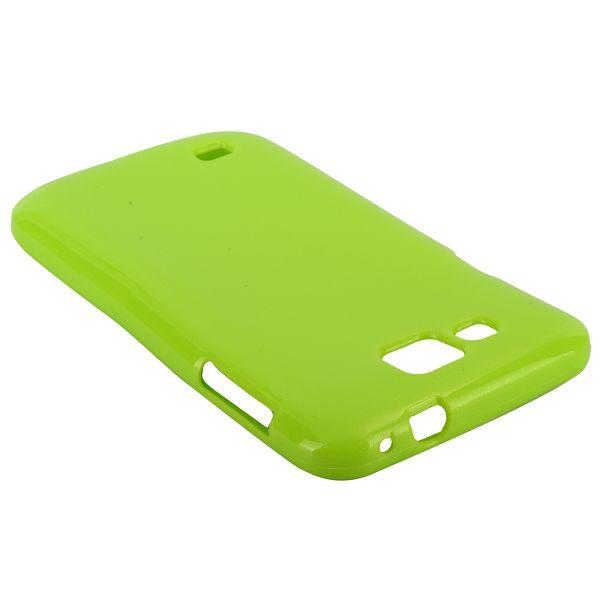 Glitter Shell (Grön) Samsung Galaxy Premier Skal