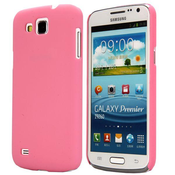 Slim Series (Ljusrosa) Samsung Galaxy Premier Skal