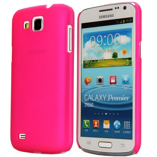 Slim Series (Het Rosa) Samsung Galaxy Premier Skal