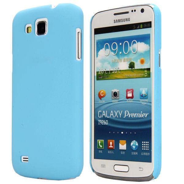 Slim Series (Ljusblå) Samsung Galaxy Premier Skal