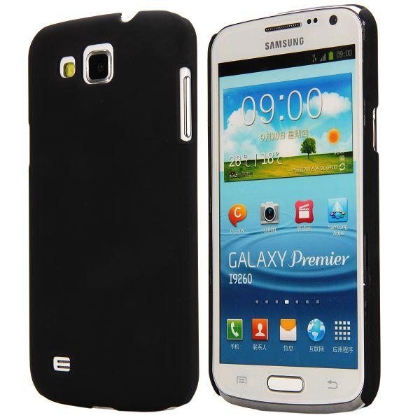Slim Series (Svart) Samsung Galaxy Premier Skal