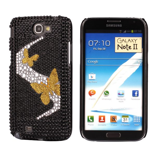 Paris (Ver. 6) Samsung Galaxy Note 2 Blingskal