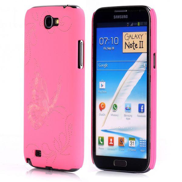 Joy (Rosa) Samsung Galaxy Note 2 Skal