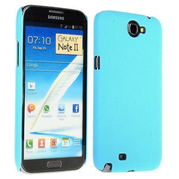 Supra (Ljusblå) Samsung Galaxy Note 2 Skal