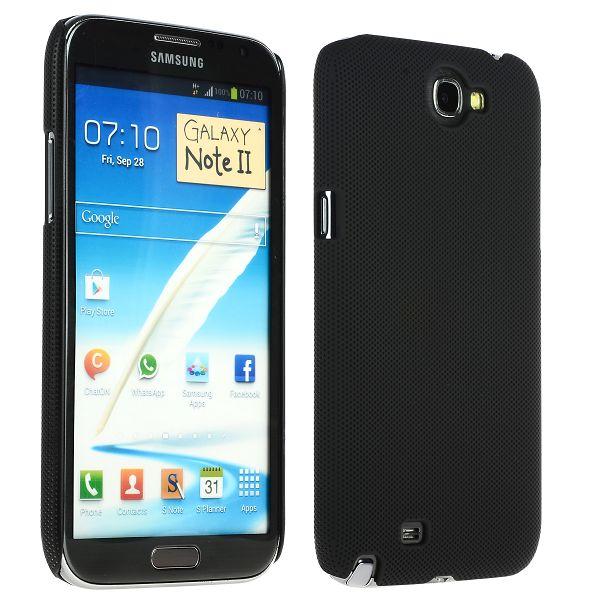 Supra (Svart) Samsung Galaxy Note 2 Skal