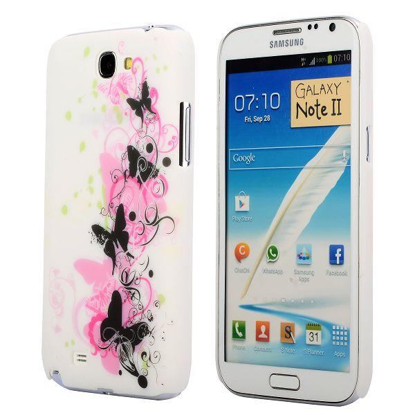 Valentine (Ver. 1) Samsung Galaxy Note 2 Skal