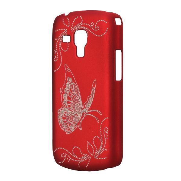 Joy (Röd) Samsung Galaxy Trend Skal
