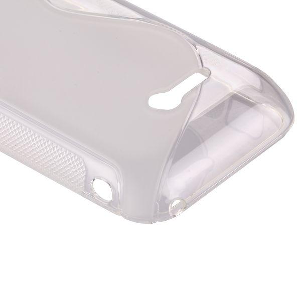 S-Line Transparent (Klar) Sony Xperia Tipo Skal
