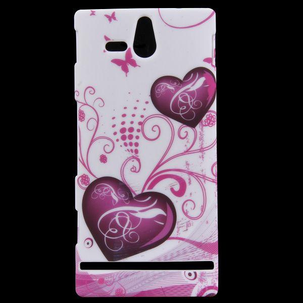 Valentine (Ver. 10) Sony Xperia U Skal