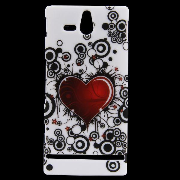 Valentine (Ver. 8) Sony Xperia U Skal