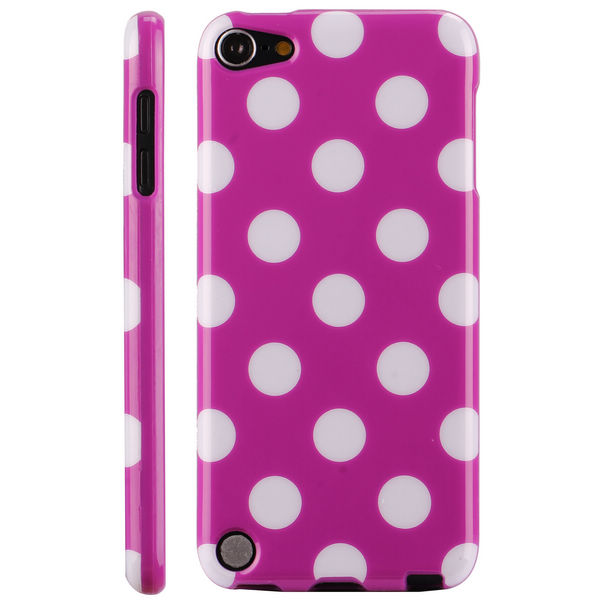 Polkaprickar (Het Rosa) iPod Touch 5 Skal