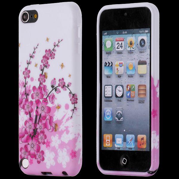 Symphony (Rosa Blomster) iPod Touch 5 Skal