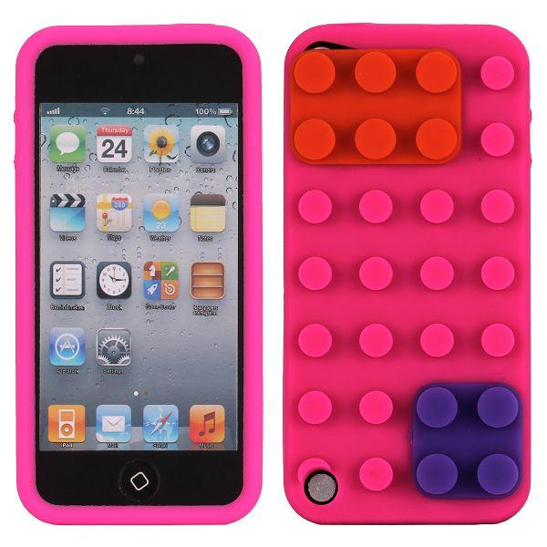 KEGO (Het Rosa) iPod Touch 5 Silikonskal