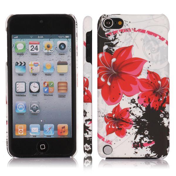Valentine (Tre Röda Blommor) iPod Touch 5 Skal