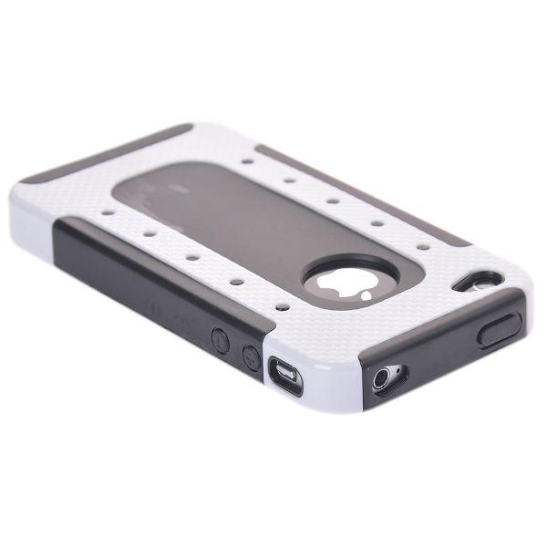 Dual Compound (Vit) iPhone 4/4S Kombinationsskal