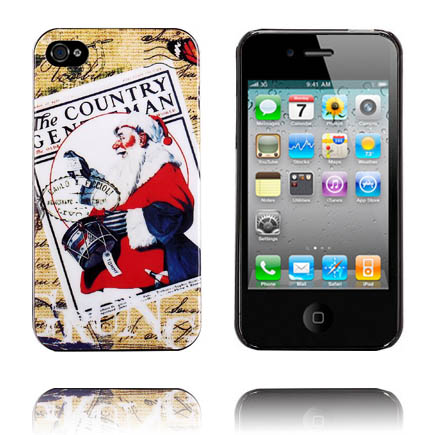 iArts (Tomte) iPhone 4/4S Skal