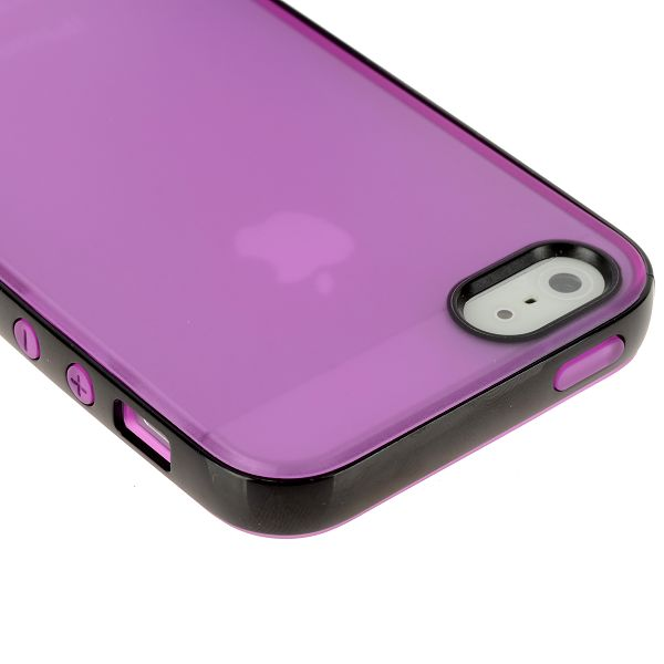 Hybrid Concept (Lila) iPhone 5 Skal