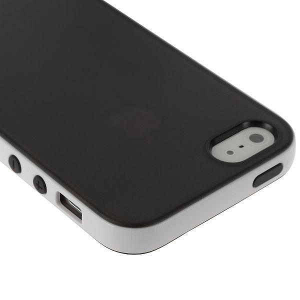 Hybrid Concept (Svart) iPhone 5 Skal