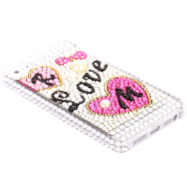 Diamond Bling (R Love M) iPhone 5 / 5S Bling Skal