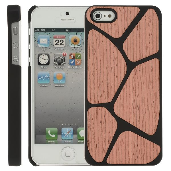 Jive (Brun) iPhone 5 Skal