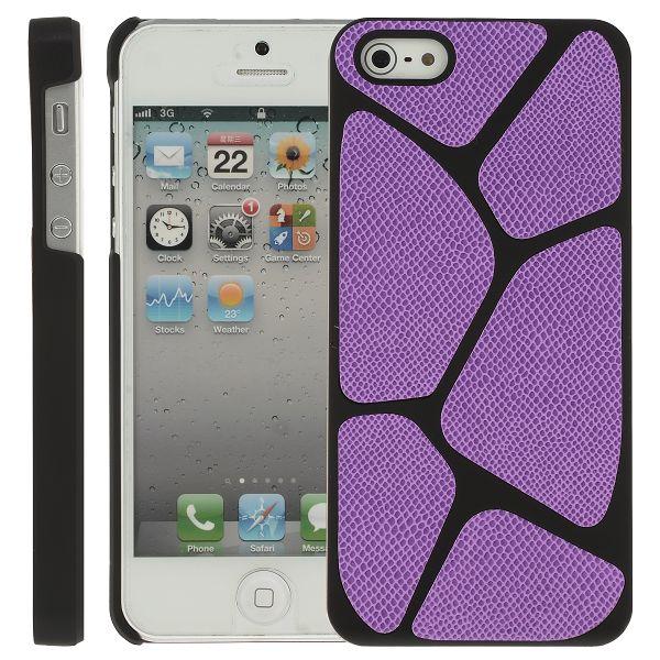Jive Lizard (Lila) iPhone 5 Skal