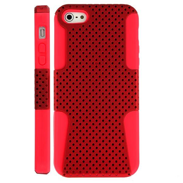 Neutronic (Röd) iPhone 5 Skal
