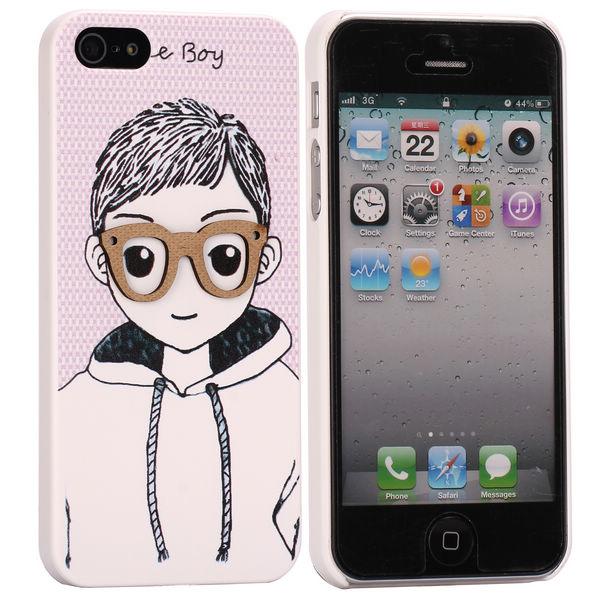 June (Boy) iPhone 5 Skal