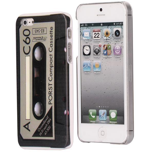 RetroSkal (Cassette Tape) iPhone 5 Skal