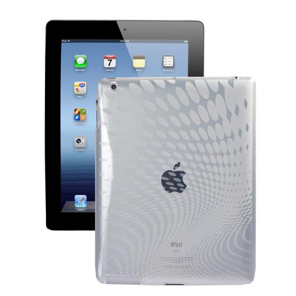 Electron Wave Ver. II (Vit) iPad 3/iPad 4 Skal