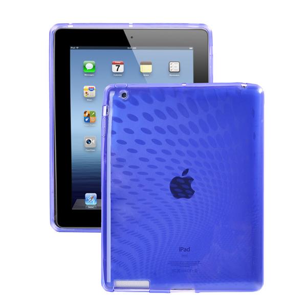 Electron Wave Ver. II (Lila) iPad 3/iPad 4 Skal