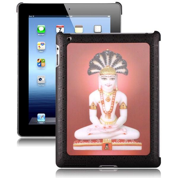 Adventure – 3D Effect (Lotus – Röd) iPad 2 Skal
