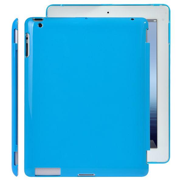 CandyColor Hårdskal (Ljusblå) iPad 3/iPad 4 Skal