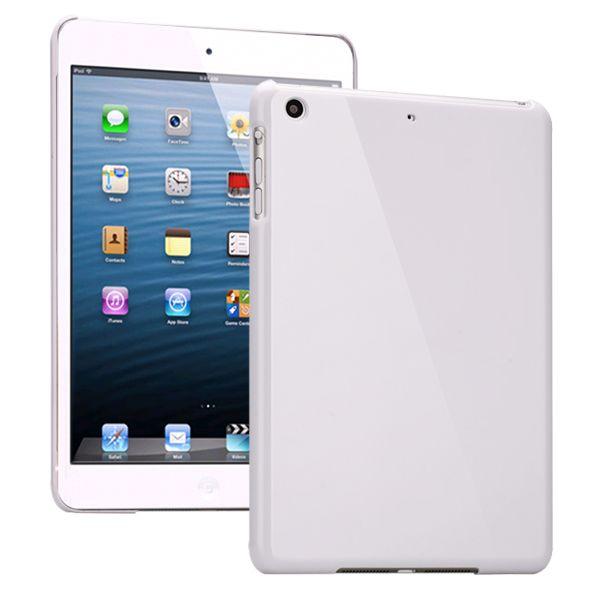 Solid Shell (Vit) iPad Mini Skal