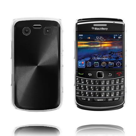 Alu Blade (Svart) BlackBerry Bold 9700/9020 Skal